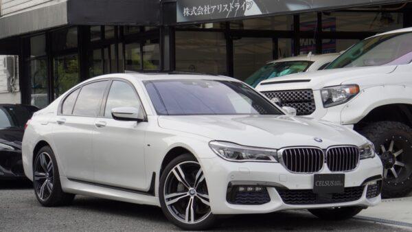 BMW・740i Mスポーツ メイン画像